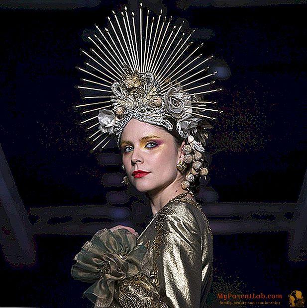 Oro, plata y piedras preciosas en Moscú. Semana de la moda rusa