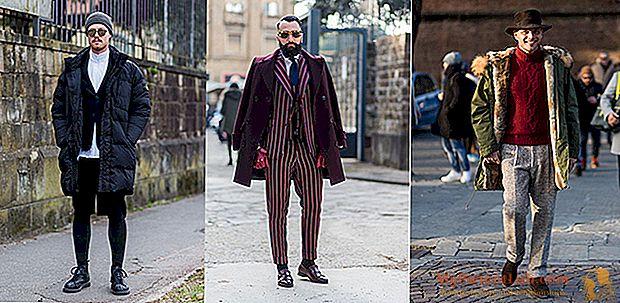 Pitti Uomo 2017: der In- und Out-Street-Style aus Florenz