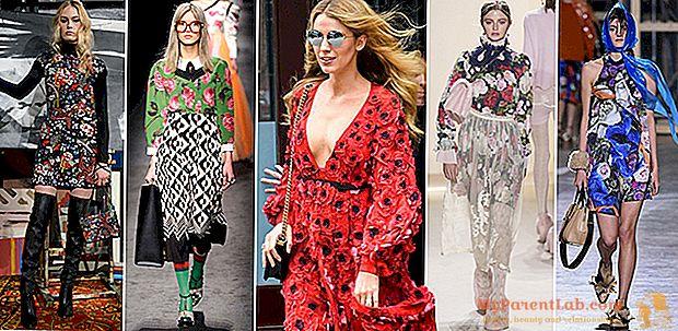 Desfiles de moda de Milán 2016, #petaloso ya es una tendencia de moda.