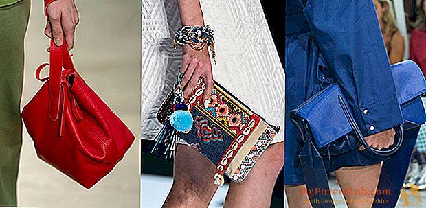 New Yorker Modenschauen: Taschen sind von Hand (oder am Handgelenk)
