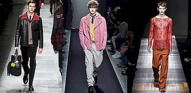 Desfiles de moda masculinos: el que roba de su armario.