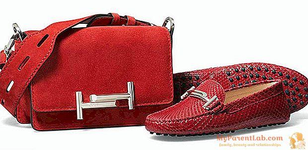 Tod. Un bolso bandolera para el día de san valentín.