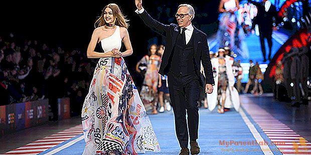 TOMMYNOW ، عرض أزياء تومي هيلفيغر في أسبوع الموضة في ميلانو: كل ذلك بأسلوب الفورمولا 1