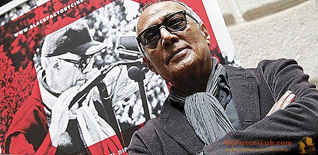 Αποχαιρετισμός στον Abbas Kiarostami, διευθυντή της Γεύσης του κερασιού
