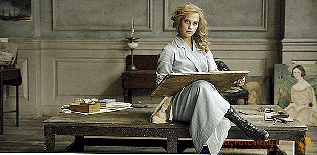 Alicia Vikander, berhadapan muka dengan Ingrid Bergman yang baru