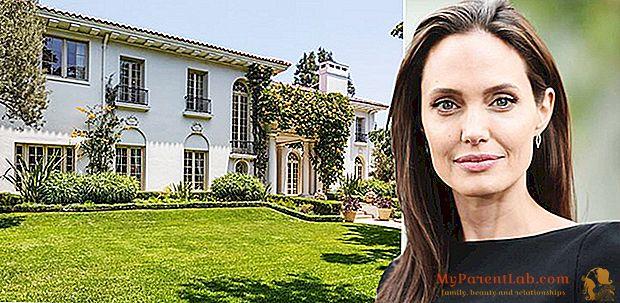 Angelina Jolie kupi hišo ob Bradu Pittu: samo zaradi otrok?