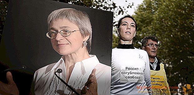 Anna Politkovskaja, la memoria 10 años después. Una vida por la verdad.