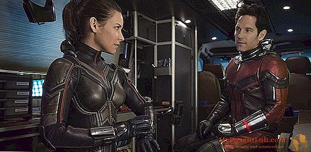 Ant-Man es el superhéroe más pequeño y divertido de Marvel.