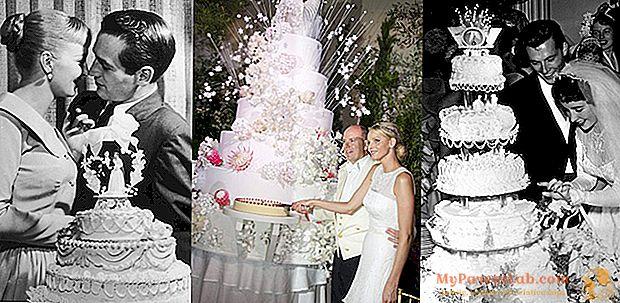 في انتظار كعكة زفاف ميغان وهاري ، دعونا نرى أكثرها شهرة (وأغلى) منها على الإطلاق
