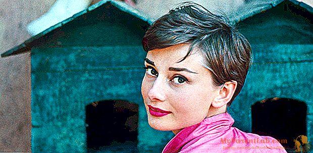Audrey Hepburn, Privataufnahmen