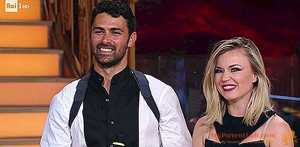 Das erste Paar ist mit Dancing with the Stars geboren: es ist die Liebe zwischen Francisco und Anastasia