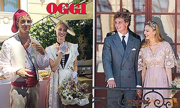 Pasangan Beatrice Borromeo dan Pierre Casiraghi: foto-foto yang belum pernah dilihat sebelumnya