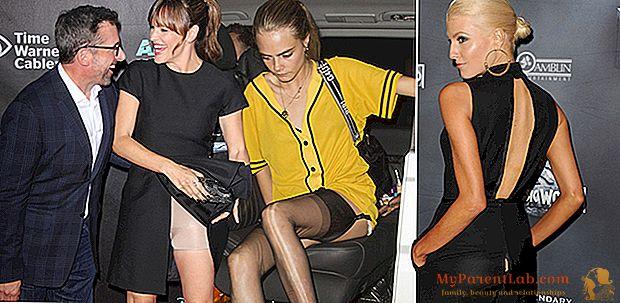 Beyonce, Britney dan bintang-bintang lainnya dikhianati oleh pakaian mereka