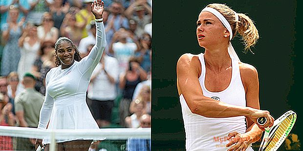 Camila Giorgi vs Serena Williams: batalla (incluso) de estilo
