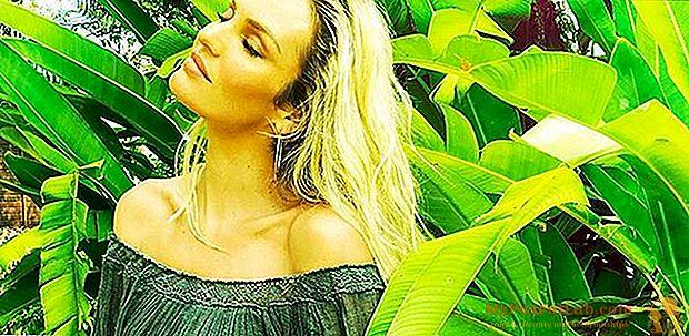 تعلن Candice Swanepoel (عن طريق Instagram) عن الحمل الثاني