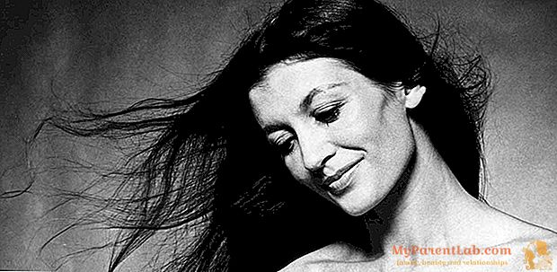 Carla Fracci, kehidupan di ujung