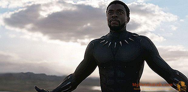 """Chadwick Boseman: """"Saya Black Panther, pahlawan super hitam yang akan menyelamatkan dunia. Dan Hollywood"""""""