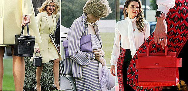 ¿Qué bolsas llevan las mujeres de poder? Aquí están las elecciones entre practicidad y elegancia.