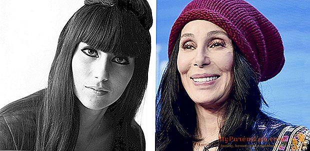 Cher, 70 años sin arrugas. El secreto Novios más jóvenes y muchos retoques.