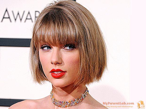 フォーブスのランキング:Taylor Swiftが最も高い報酬を得たスターです