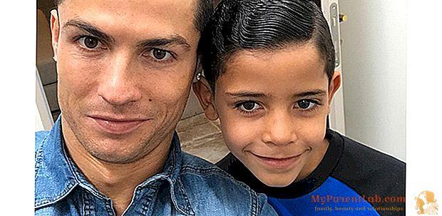 Cristiano Ronaldo volverá a ser papá, pero su madre no es su novia Georgina