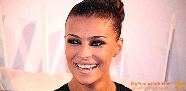 """Cristina Chiabotto berusia 30 tahun. Ketika """"Miss Italy"""" membawa keberuntungan"""