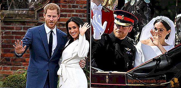 De atriz para duquesa: como Meghan (já) mudou a maneira de cumprimentar