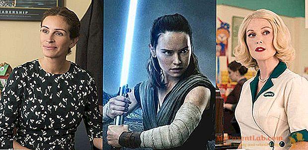De Star Wars a Suburbicon, 20 películas en el cine durante las vacaciones.