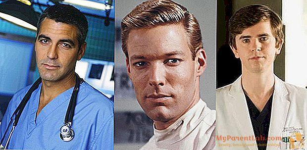 من الدكتور كيلدير إلى الطبيب الجيد: كيف تغير الطبيب في المسلسل التلفزيوني