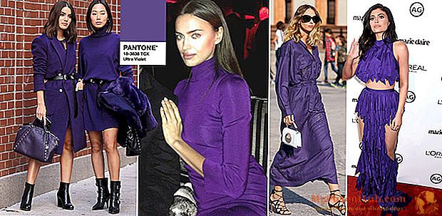 Dieciocho años de colores pantone. 2018 es ultra violeta