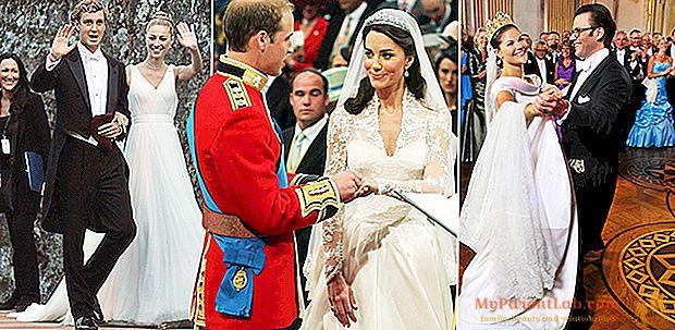 過去10年間の10の記念すべき王室の結婚式。ハリーとメガンを待っています