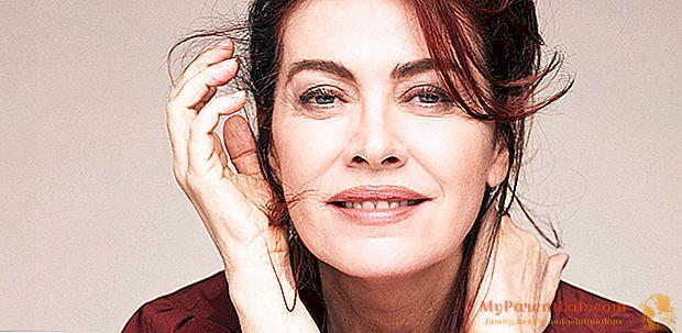 "Elena Sofia Ricci: ""Esas dos o tres cosas que tengo en común con Veronica Lario"""