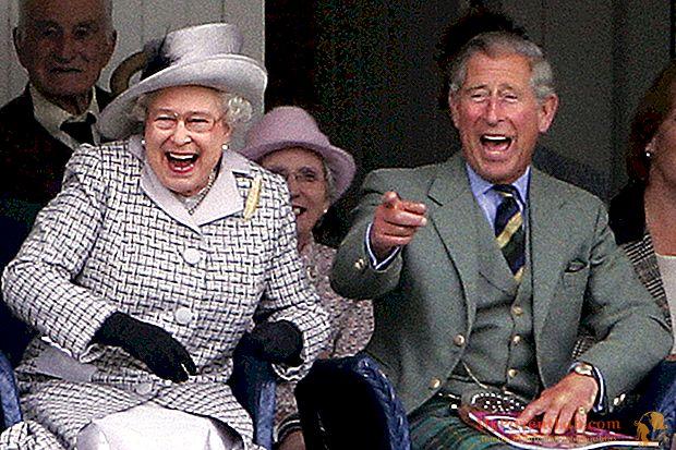 Elizabeth de Inglaterra, una madre amorosa (pero no según Charles)