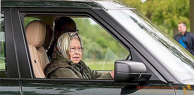 إليزابيث الثانية على عجلة القيادة في أول خروج رسمي دون الأمير القرين