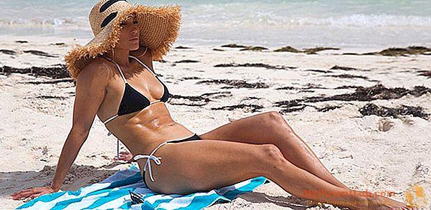 Menjadi Jennifer Lopez: pusat kebugaran, pacar, musik, dan bisnis berusia 49 tahun yang cantik