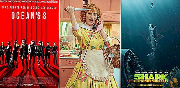 Vasara kine. Tarp super-herojų ir siaubų, padarytų Italijoje, čia yra 20 filmų, kurių negalima praleisti