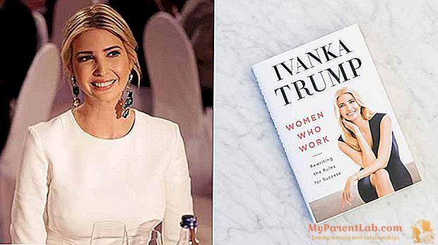 """Discute el nuevo libro de Ivanka Trump, """"Mujeres que trabajan""""."""
