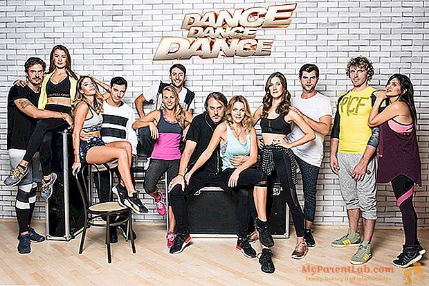 """Fox Italia: dengan talenta """"Dance Dance Dance"""" berita 2017 diresmikan"""