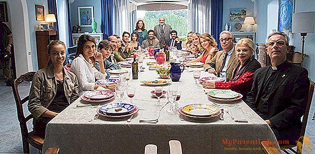 "Gabriele Muccino: """"家にいる人は誰でもいいですか?人間関係の大きな強打 """