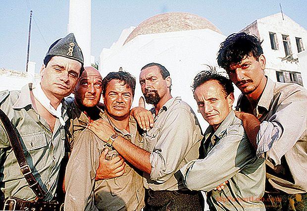 """Gabriele Salvatores: """"Eu lhe digo meu"""" Mediterrâneo """", 25 anos depois"""""""