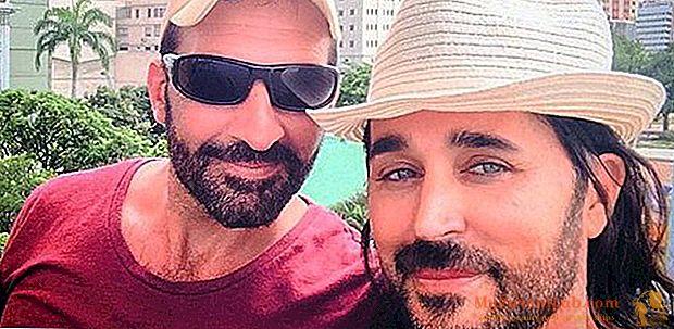 Giovanni Scialpi se casa con su pareja en Nueva York