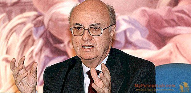 Giuliano Urbani es la revolución imposible.