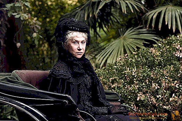 """Helen Mirren: """"Hice una película sobre lo sobrenatural, pero solo creeré en fantasmas cuando la vea"""""""