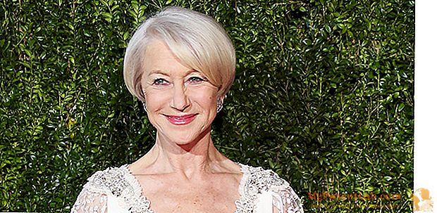 """Helen Mirren: """"Meu tipo é Ryan Reynolds"""""""