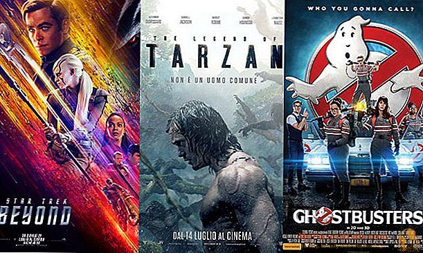 Os 10 filmes a não perder neste verão