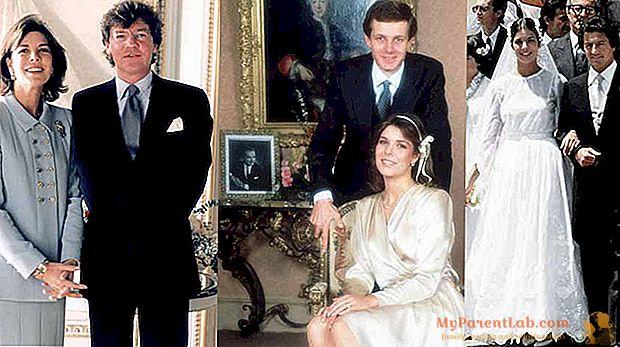 Die 60 Jahre Carolina von Monaco. Sein Leben, seine Liebe
