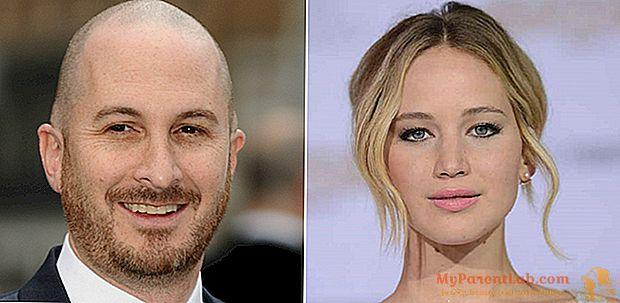 Jennifer Lawrence apaixonada pelo diretor Darren Aronofsky