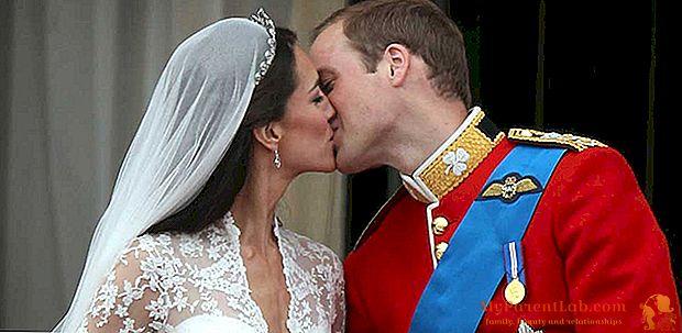 Kate dan William, dongeng dimulai lima tahun yang lalu