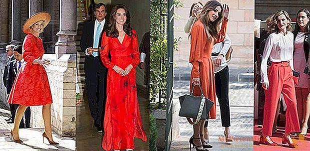 Kate, Letizia, Rania ja Maxima, tyylikäs kuningattaret vuonna 2016: 12 kuukauden ilme