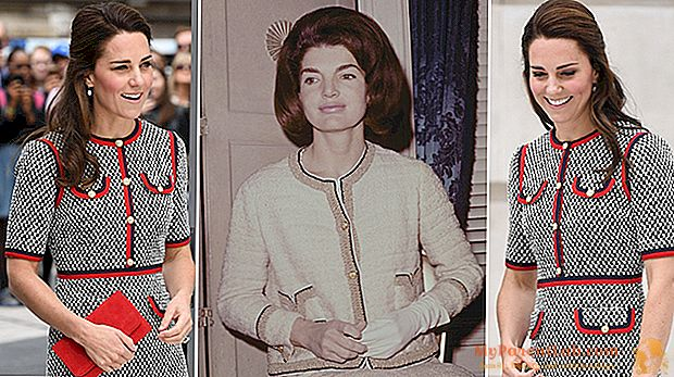 Kate Middleton als Jackie Kennedy: In Tweed im Victoria & Albert Museum